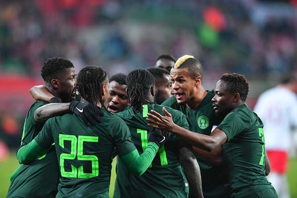 Photo of Tosin Omoyele, Destiny Ashadi, Isiaka Oladuntoye Named In Super Eagles Squad To Face Atletico Madrid