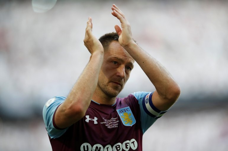 Photo of John Terry Leaves Aston Villa After Ending One Season