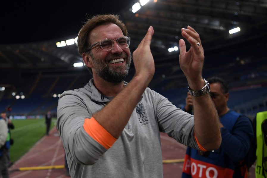 Photo of Klopp Salutes Liverpool Players After Surviving Semi-Final Thriller Against Roma