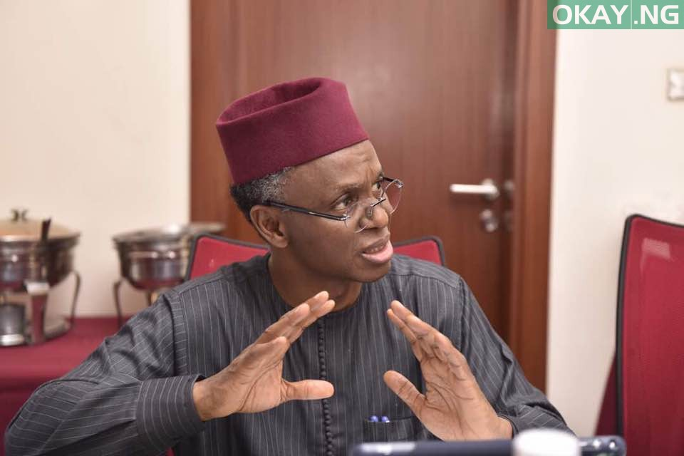 Photo of Presidency should go to south in 2023, El-Rufai says