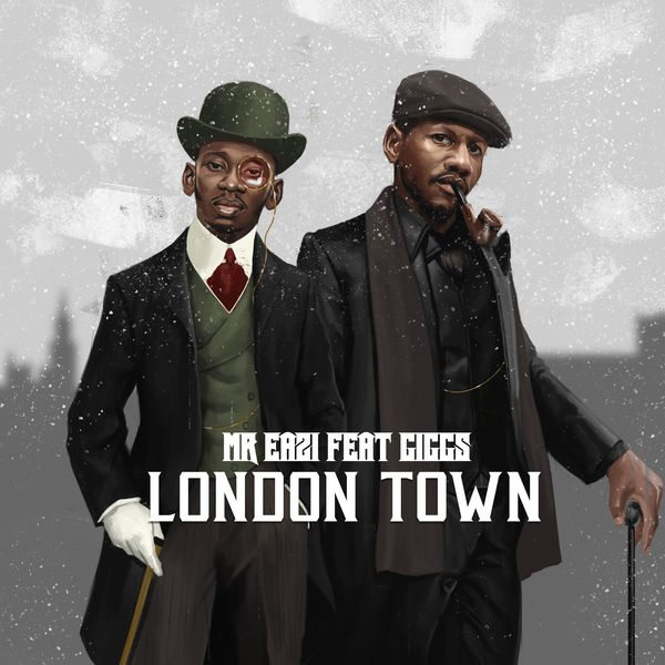 Mr Eazi - London Town ft. Giggs