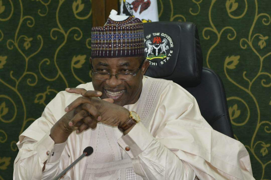 Mohammed Abubakar - Gov. Abubakar Speaks On His Deputy's Resignation