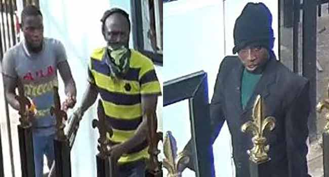 Photo of Police Arrest Most Wanted Offa Bank Robbers