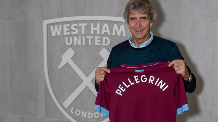 Photo of West Ham Confirms Manuel Pellegrini As New Coach