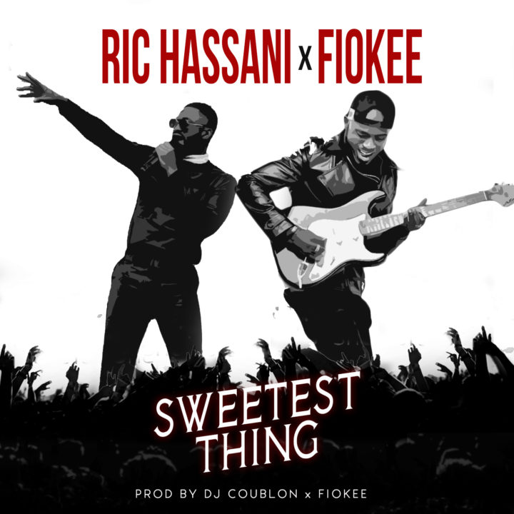 Ric Hassani X Fiokee - Sweetest Thing