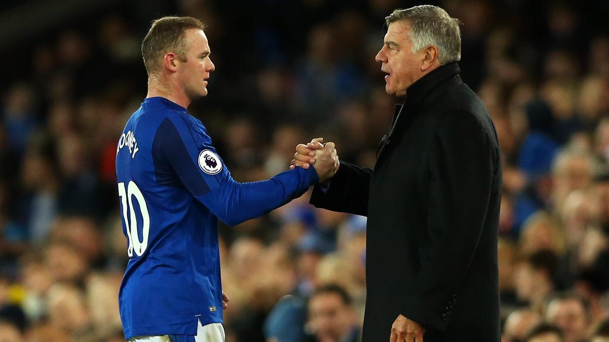 Photo of Rooney Can Leave Everton If He Wishes – Allardyce
