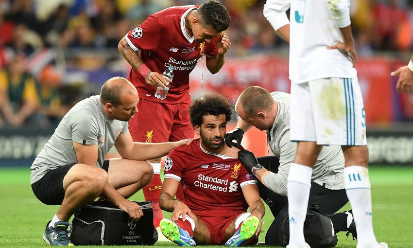 Photo of Mohamed Salah Will be Fit to Play In World Cup – Egyptian FA