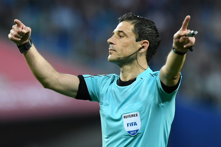 UEFA Names Serbian Milorad Mazic As Referee For Champions League Final