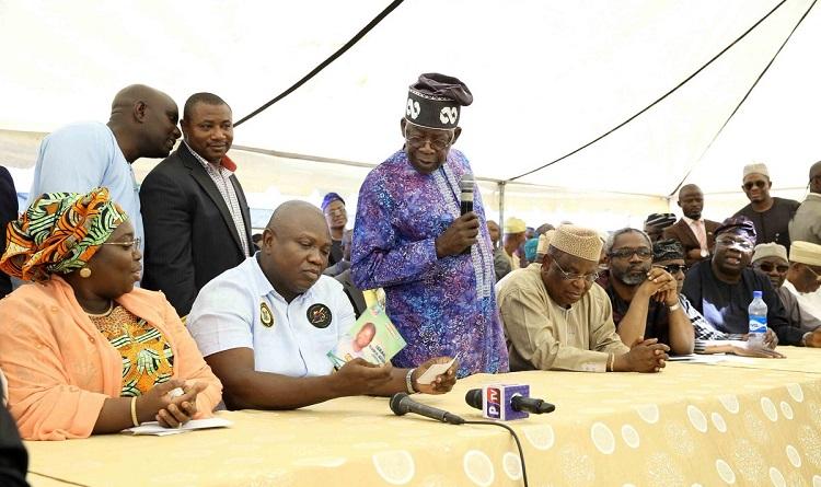 Photo of Tunde Balogun Emerges New Lagos APC Chairman