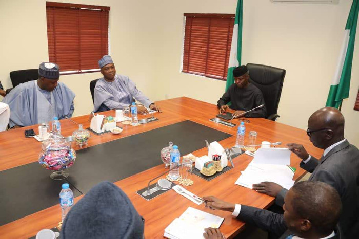 Photo of Details Of nPDP Meeting with Osinbajo Revealed
