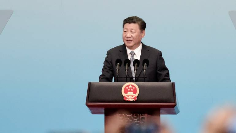 Photo of Chinese President, Xi Jinping Emerges World's Most Powerful Person