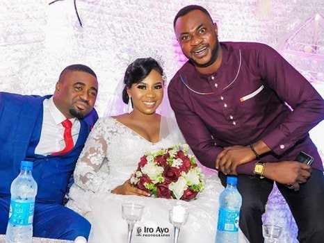 a1 31 - Nollywood Stars Attend Wunmi Toriola Wedding