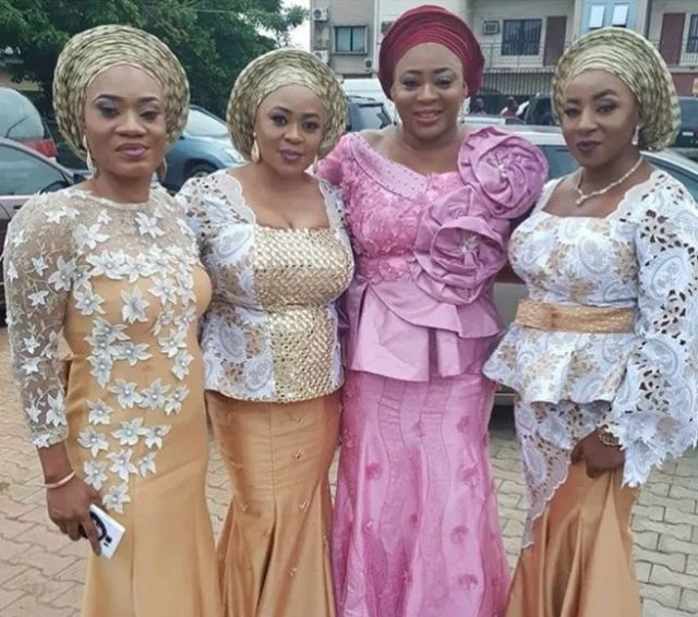 a2 117 640x566 - Nollywood Stars Attend Wunmi Toriola Wedding