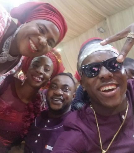a3 84 - Nollywood Stars Attend Wunmi Toriola Wedding
