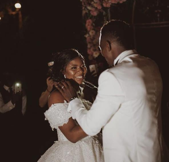 a5 13 tile - Photos From Kenneth Omeruo's White Wedding In Istanbul, Turkey