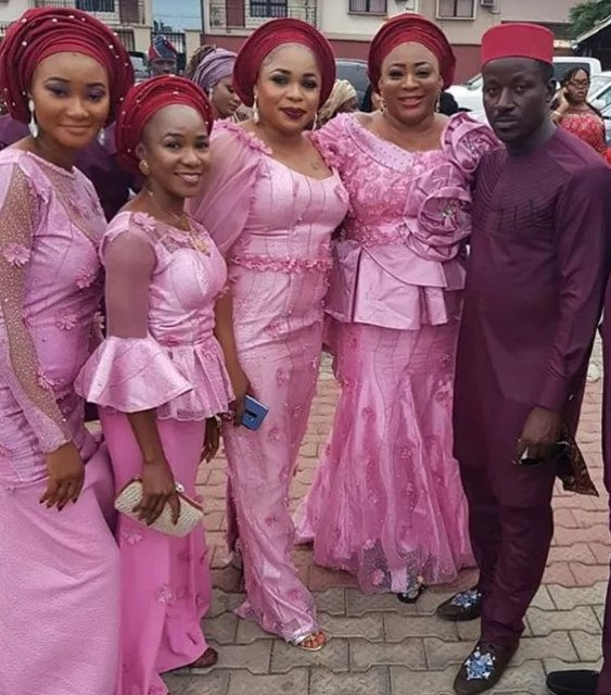 a7 12 - Nollywood Stars Attend Wunmi Toriola Wedding