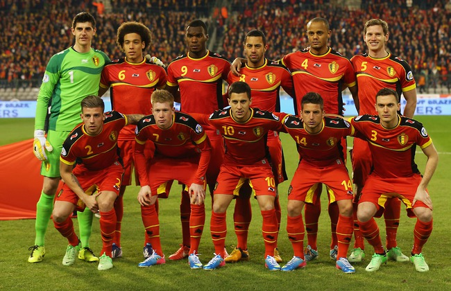 Photo of Hazard, Bruyne, Kompany Named In Belgium's 28 Man Provisional World Cup Squad