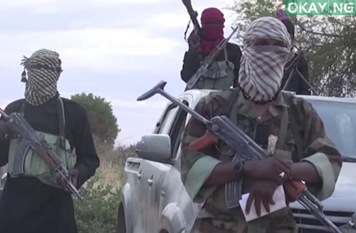 JUST IN! Boko Haram terrorists attack Kadamari in Borno