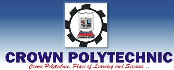 Photo of Crown Polytechnic 2018/2019 ND/HND Full-time Admission Announced