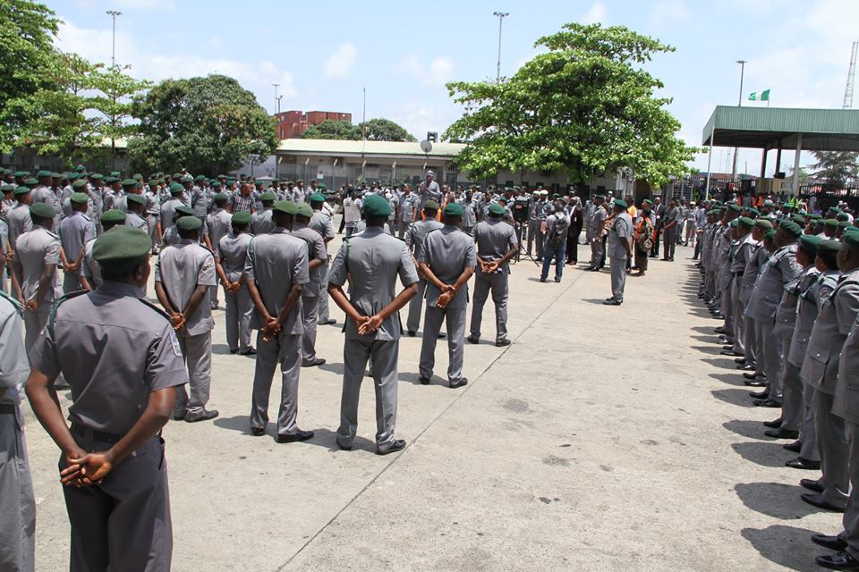 customs - Nigeria Customs resolves applicants' complaints on recruitment portal