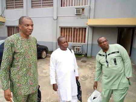 efcc pastor ize iyamu - Court Sends Ize-Iyamu, Orbih, Others to Prison