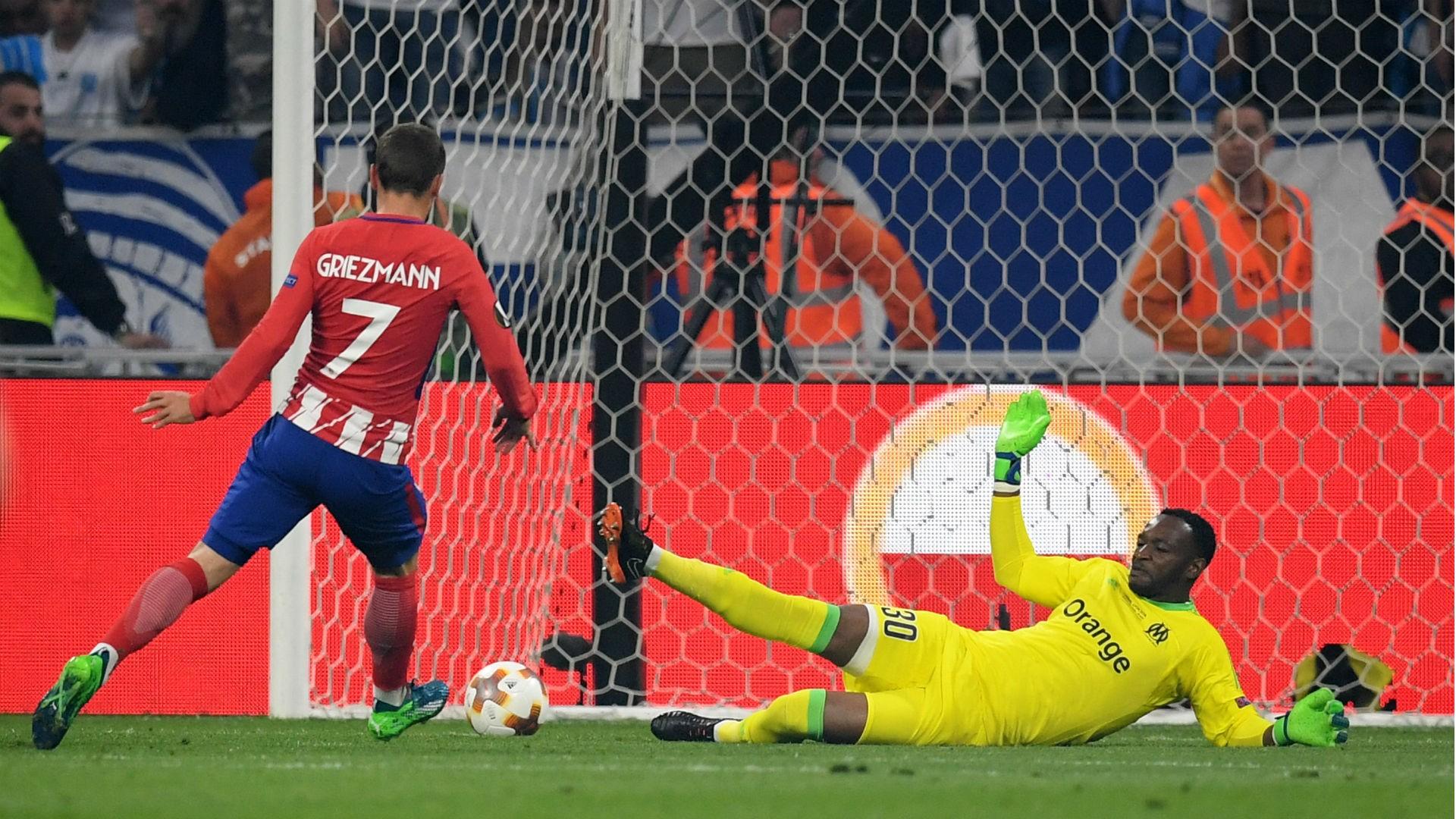 griezmann cropped 1kzieem15oqb71xv5obm9quork - VIDEO: Marseille 0-3 Atletico Madrid (UEFA Europa League) Highlights