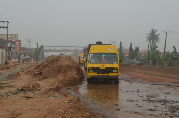 ile5 e1452356098725 - FG Begins Rehabilitation of Lagos-Abeokuta Expressway