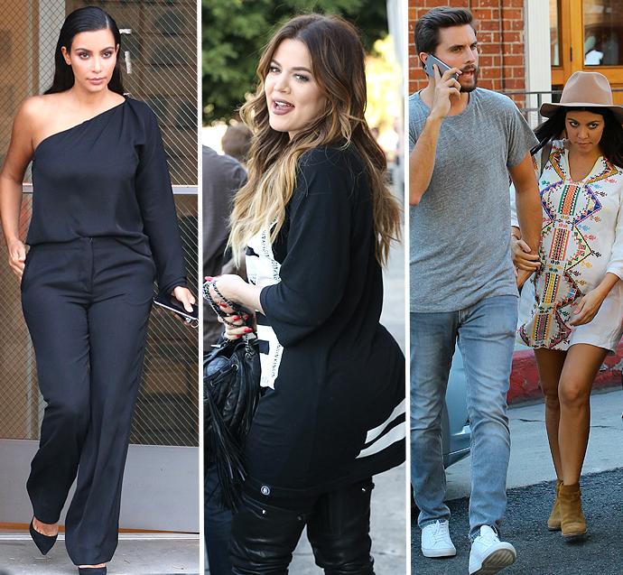 Photo of Kim Kardashian, Khloe Kardashian & Scott Disick Sued By A Jet Company Over Unpaid Fees