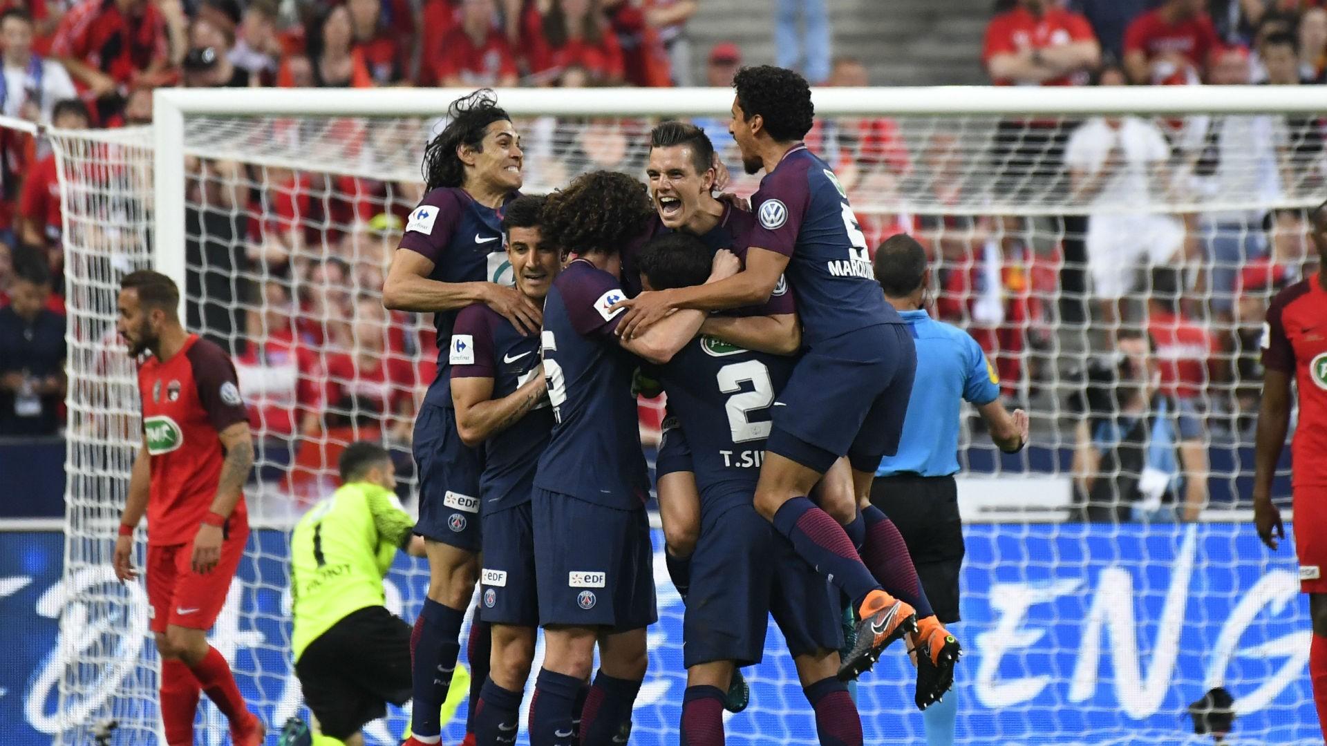 Les Herbiers 0-2 Paris Saint-Germain: Coupe de France Final