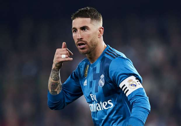 Photo of Ramos Forced to Change Phone Number After Death Threats Over Salah Challenge