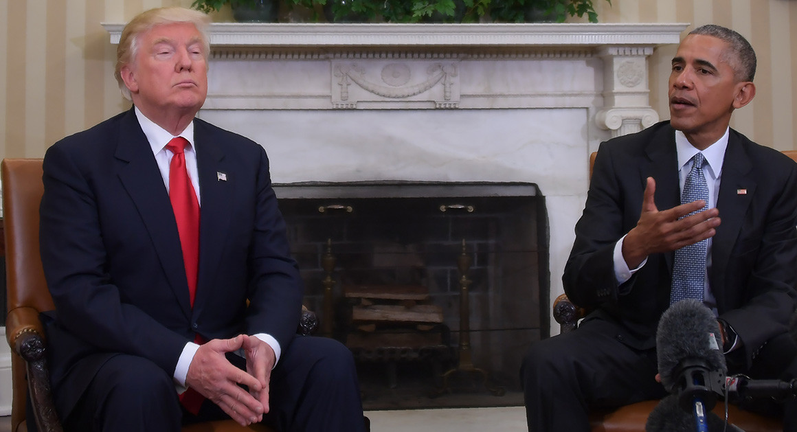 "Photo of Trump's Decision to Withdraw US from Iran Nuclear Deal ""misguided"" – Obama"