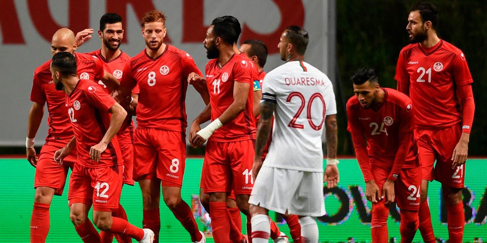 tunisia ede9d38 - VIDEO: Portugal 2-2 Tunisia (Friendly) Highlights