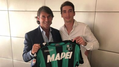 136aca8edb 390x220 - Transfer News: Sassuolo complete the signing of Filip Djuricic from Benevento