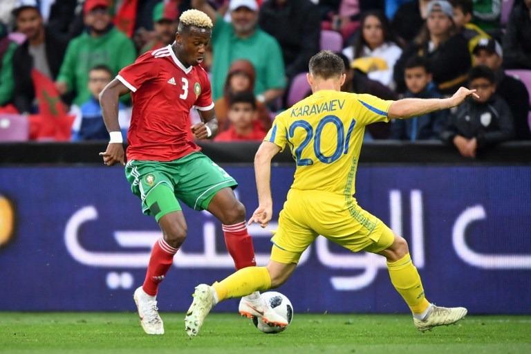 216363 97679 768 512 jpg - VIDEO: Morocco 0-0 Ukraine (Friendly) Highlights