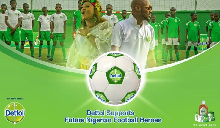 Photo of MUSIC: 2Baba x Waje – Dettol Future Football Heroes