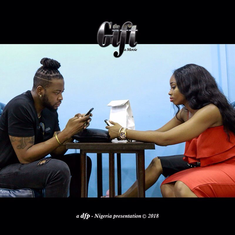 """33319882 920812034794060 909366648123686912 n - Photos: Teddy A and BamBam star in Nollywood movie """"The Gift"""""""