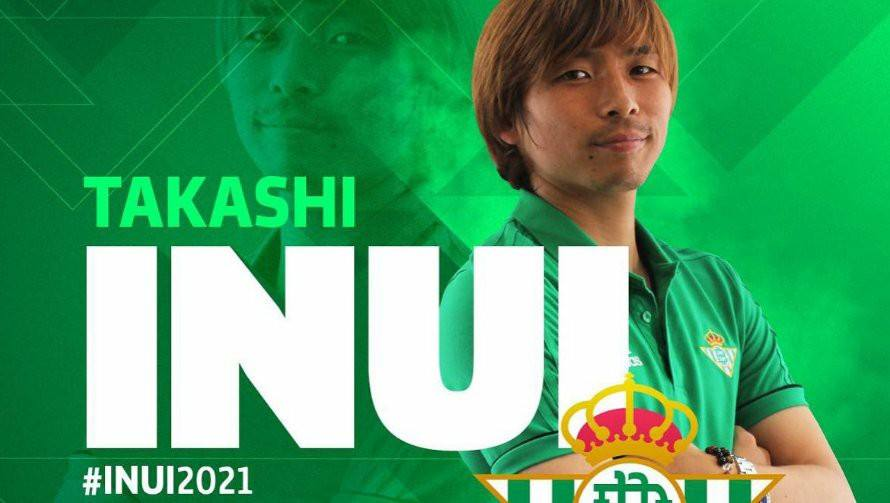 34334483 2062156487145042 6427285491787235328 n - Transfer News: Takashi Inui Joins Real Betis from Eibar