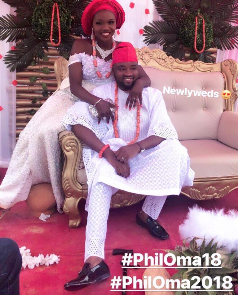 34460654 2198363693727946 8103755774540382208 n 768x953 1 - PHOTOS: Traditional Marriage of Nollywood Actor, Chuks Omalicha