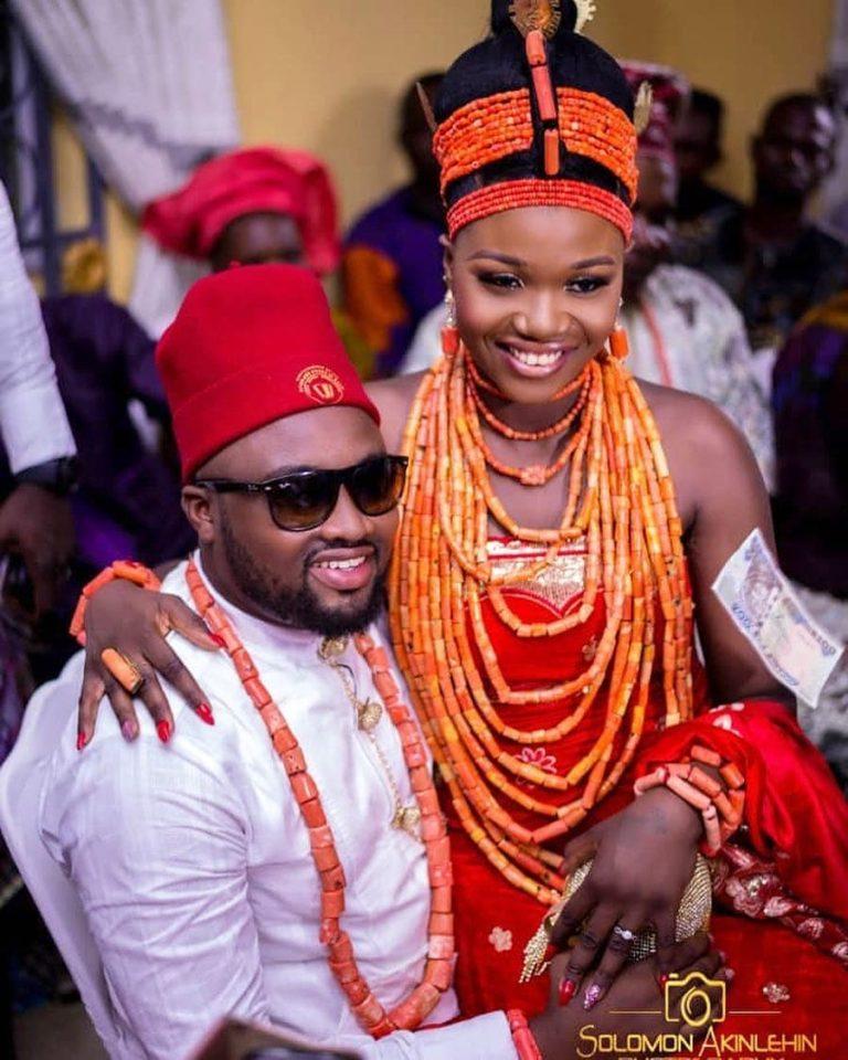 34599101 455193568219315 4303189383822966784 n 768x960 - PHOTOS: Traditional Marriage of Nollywood Actor, Chuks Omalicha