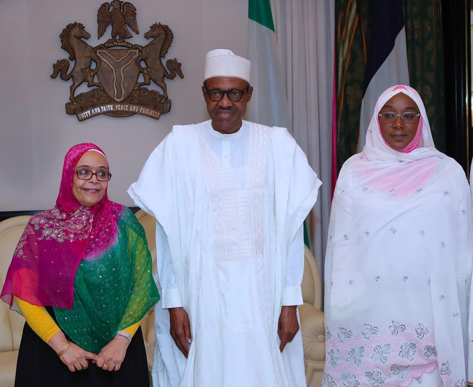 35268593 1729188290506837 1806270963306725376 n - PHOTOS: President Buhari Receives Outgoing Ambassador of Ethiopia and Turkey
