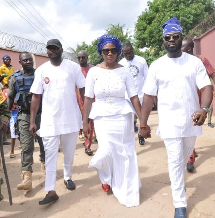 35319459 611262322585616 8686704156548792320 n - PHOTOS: Mercy Johnson's Mother Laid to Rest