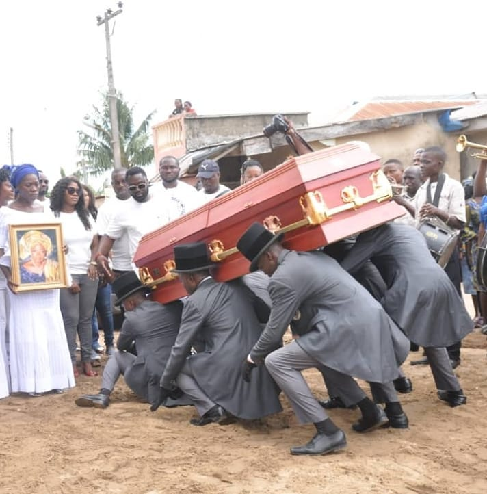 35575464 2024978631098832 8076931547703279616 n - PHOTOS: Mercy Johnson's Mother Laid to Rest