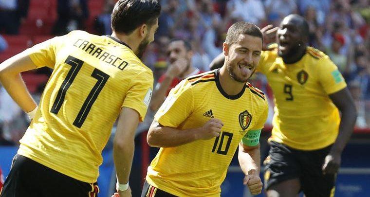 Photo of VIDEO: Belgium 5-2 Tunisia (2018 World Cup) Highlights