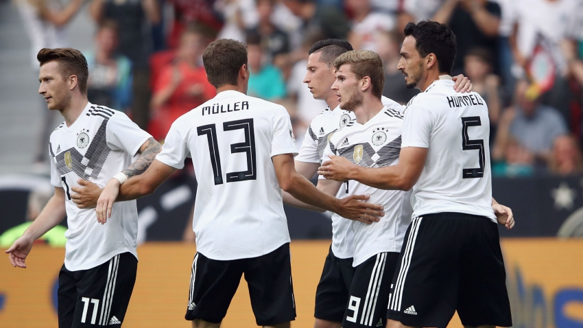 VIDEO: Germany 2-1 Saudi Arabia (Friendly) Highlights - OkayNG News