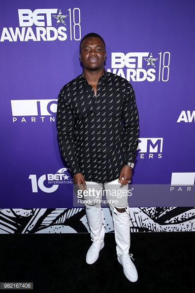 Official Photos of Davido, Niniola, Cassper Nyovest and others at 2018 BET Awards in Los Angeles - OkayNG News
