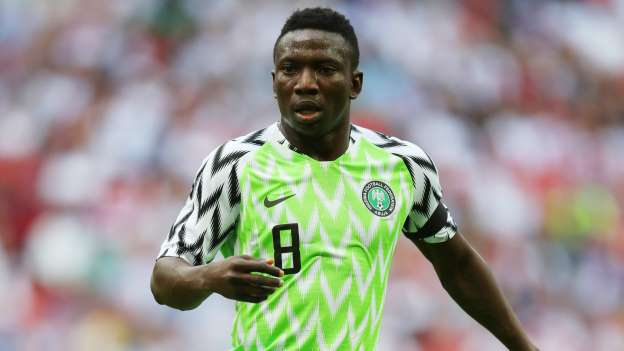 AAyvaEU - Transfer News: Nigeria International Oghenekaro Peter Etebo joins Stoke City from Fereinse