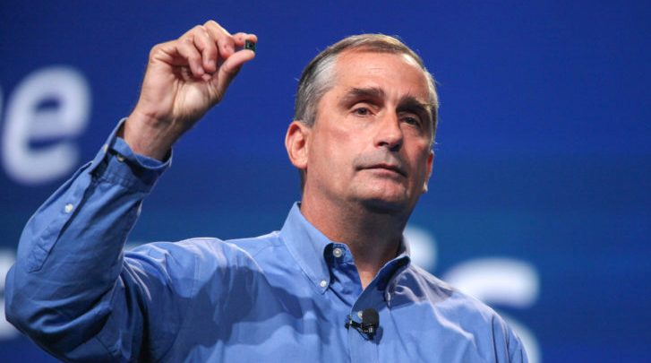 Photo of Intel CEO Brian Krzanich Resigns Over Relationship with Employee