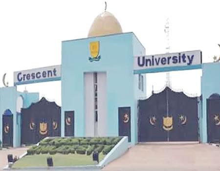Crescent University Abeokuta - Crescent University 2018/2019 Undergraduate Admission
