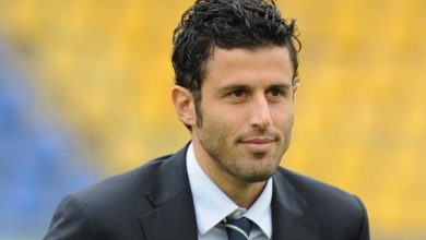 Fabio Grosso Named As Hellas Verona New Head Coach