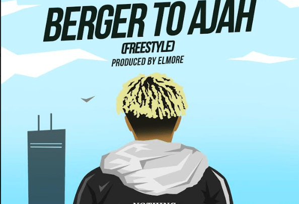 Photo of MUSIC: Dapo Tuburna – Berger to Ajah (Freestyle)